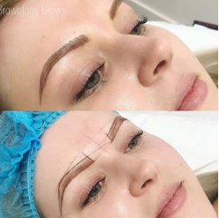 Eyebrow Feathering Melbourne, Microblading & Eyebrow Tattoo costs.